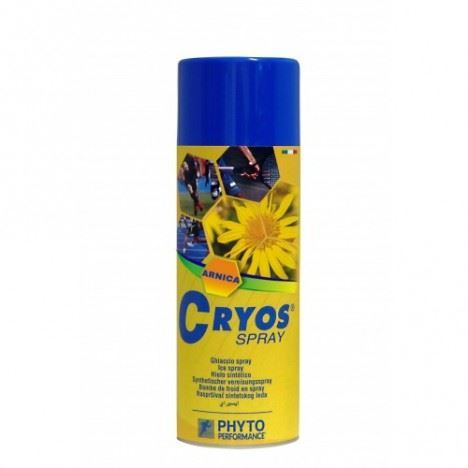 FRIO EN SPRAY CRYOS ARNICA 400 ml.